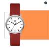 Danish Design - Women's leather strap Watch