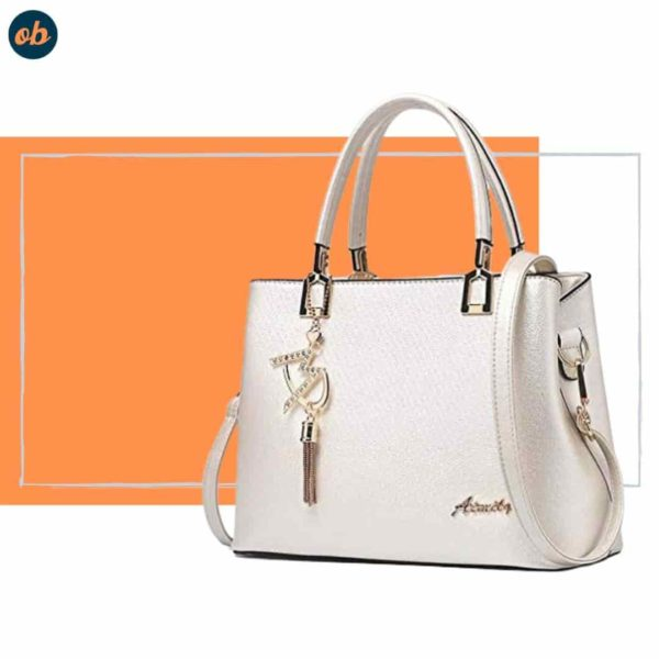 Top Handle Satchel Handbag
