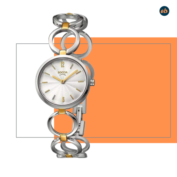 Boccia Watch with Titanium Strap