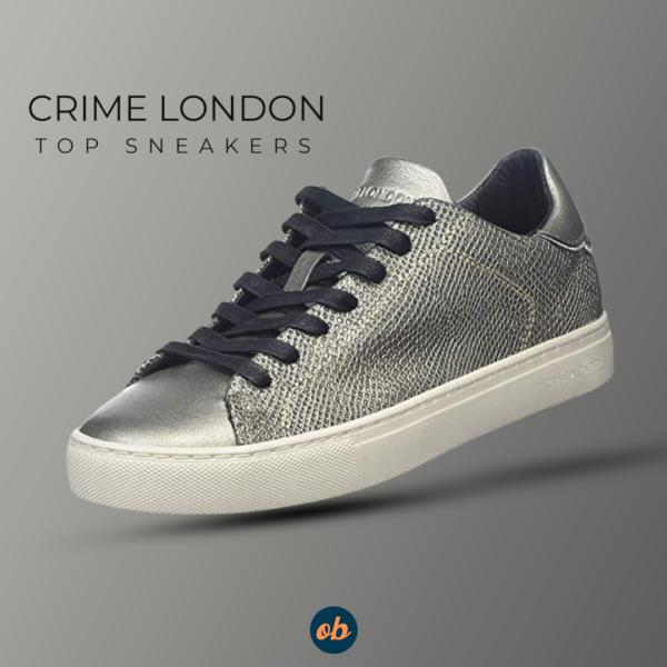 Crime London Low-top Sneakers