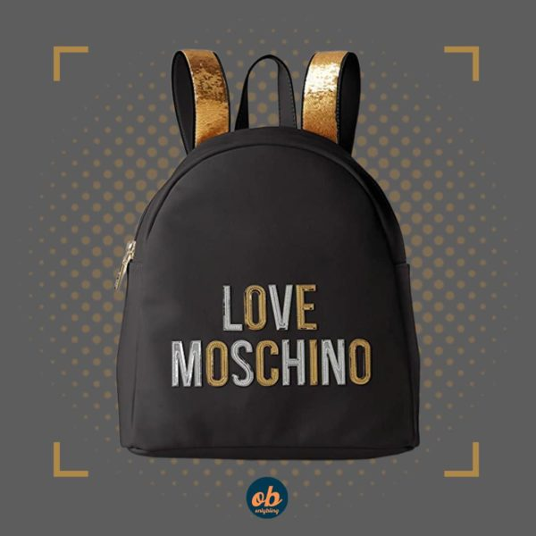 Love Moschino Women's Borsa Pu Shoulder Bag