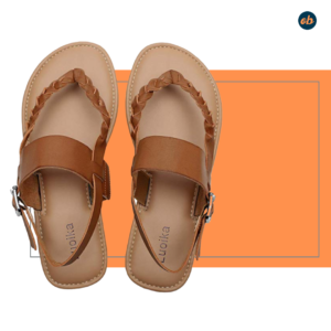 Luoika Wide Width Flat Sandals-Summer Shoes.