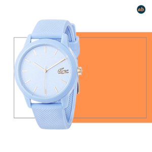 Lacoste | Blue Silicone Strap Women's watch