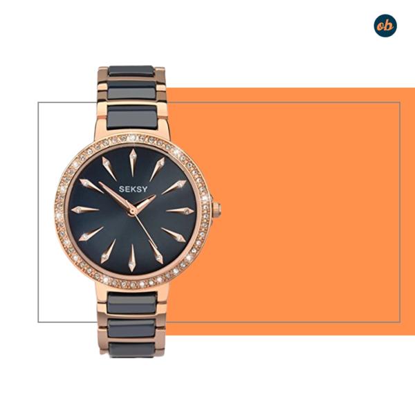 Seksy Women's Connected Wrist Watch