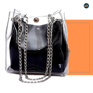 Transparent Purse Shoulder Bag