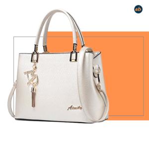 Top Handle Satchel Handbag