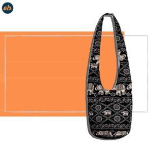 Hippie Cross-body Sling Handbag