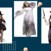Trendy Plus Size Halloween Dress 2019