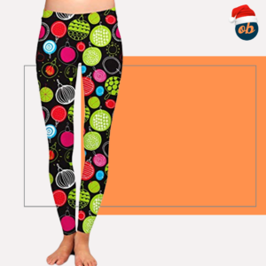 TWO LEFT FEET Women's Holiday Leggings