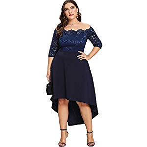 Valentines Day Dresses for Plus-Size