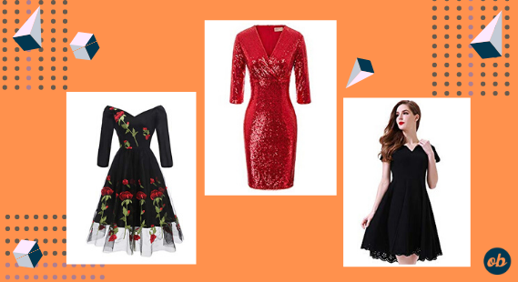 Valentine's Day Dresses for Cocktail Party