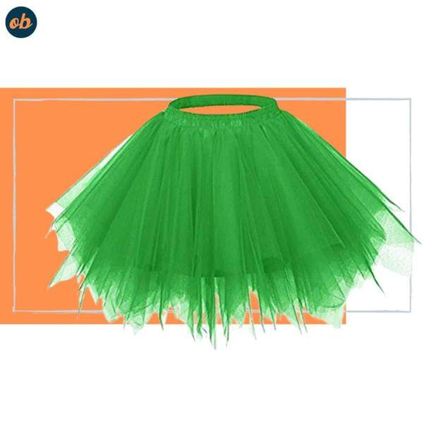 Tulle Tutu Skirt Costume