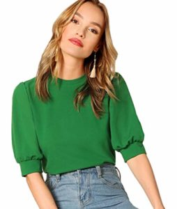 Green Fashion Ideas